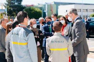 Renault presenta su apuesta por el coche eléctrico