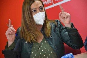 El PSOE expone razones para moción de censura