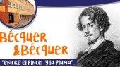 Exposición de los Bécquer en el aula San Vicente