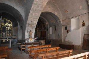 Reforma de instalación eléctrica en iglesia de Cerbón