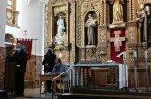 Javier Ramírez, nuevo capellán del Ecce Homo