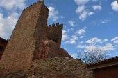 Castillos y fortalezas de la provincia, desde el cielo