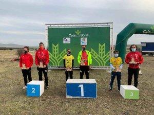 Lamas y Rújula, ganadores del duatlón de Almenar