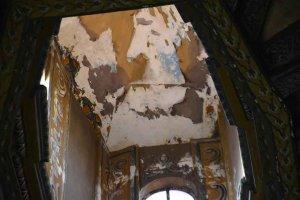 Cs urge reparación de frescos de San Saturio