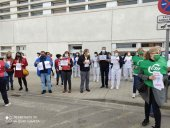 UGT denuncia cese de sanitarios en la Comunidad