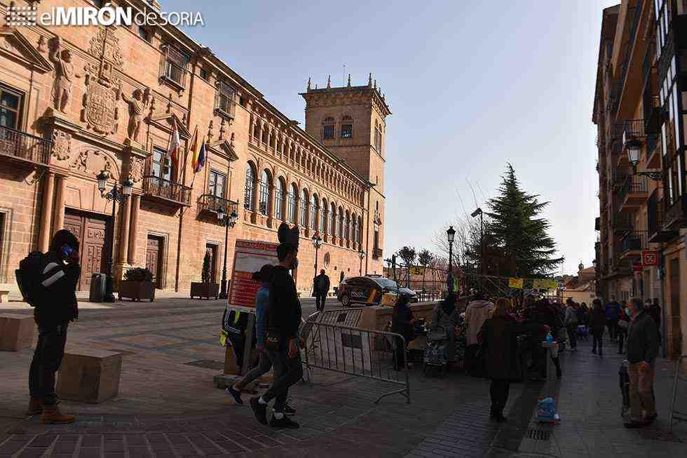 Soria Smart Turismo se presenta en comisión