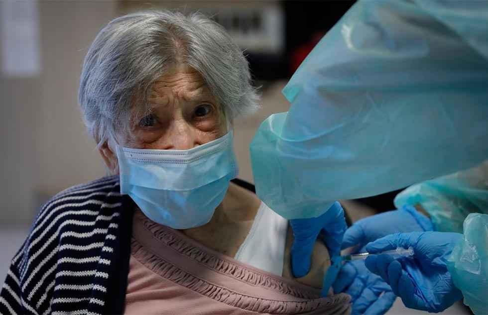 La Junta recibe 167.690 unidades vacunales