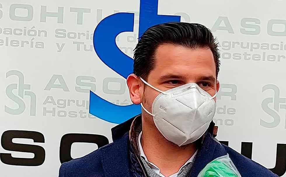 """ASOHTUR califica de """"auténtica vergüenza"""" nuevos cierres"""