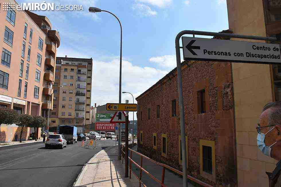 Mejora del entorno urbano en calle Santo Tomé