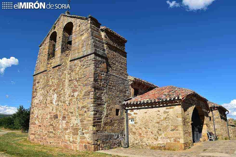 Restauración de la espadaña de iglesia de Aldealices