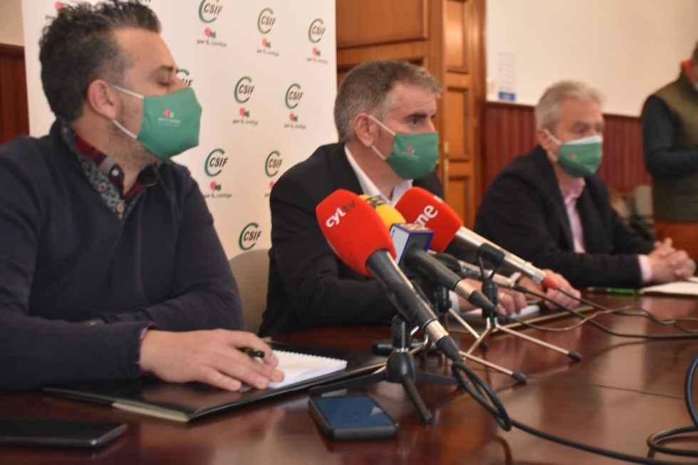 CSIF invita a la Junta a regresar a negociación