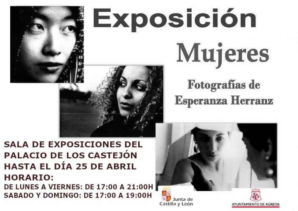"""Exposición """"Mujeres"""", en el Palacio de los Castejón"""