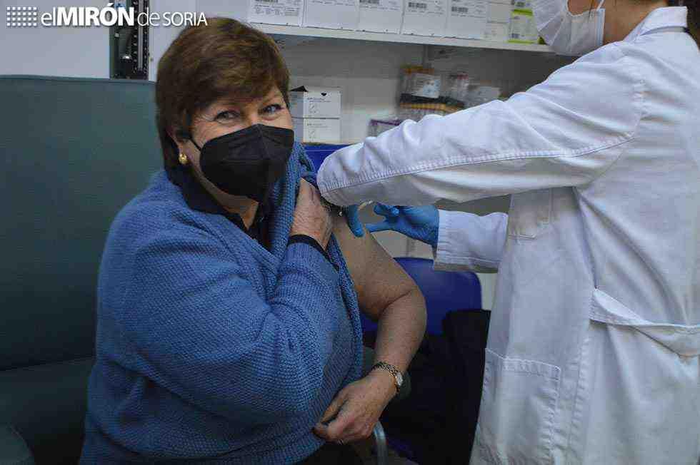 Más de 500 vacunados en nacidos en 1956 y 1957