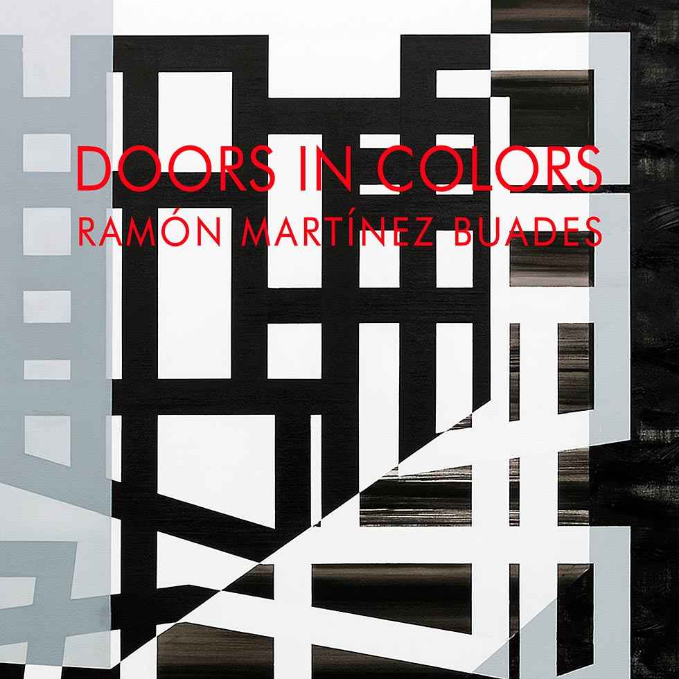 """""""Doors in colors"""", en galería Cortabitarte"""