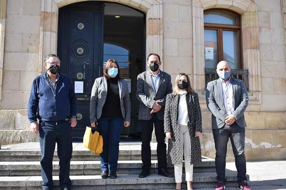 Diputación vuelve a financiar a Grupos de Acción Local