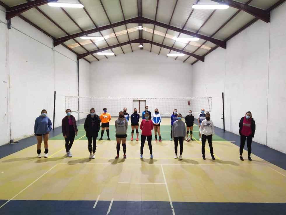 Buena respuestas a equipo femenino de Río Duero