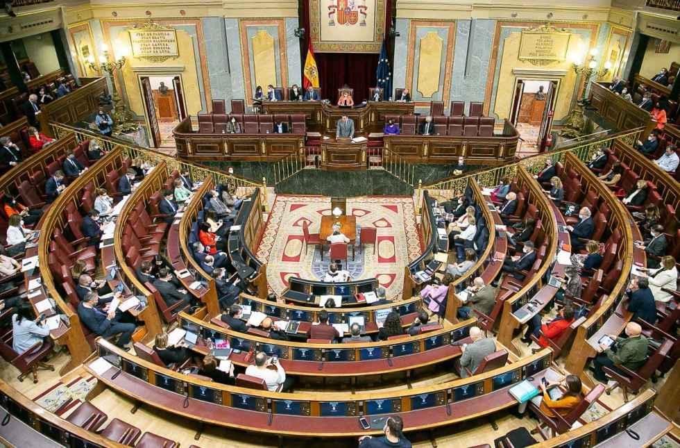 El Congreso aprueba la ley de protección a la infancia