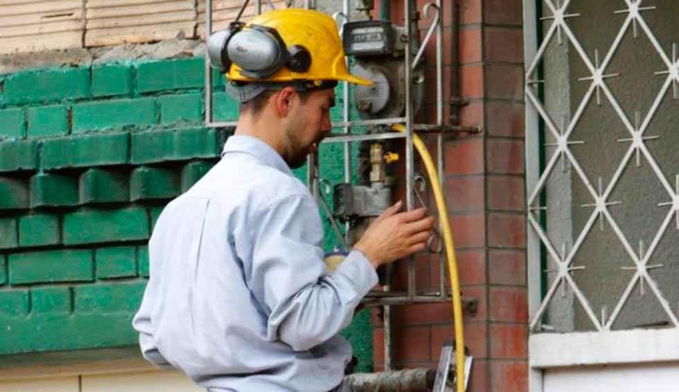 Regulado procedimiento para inspecciones de gas
