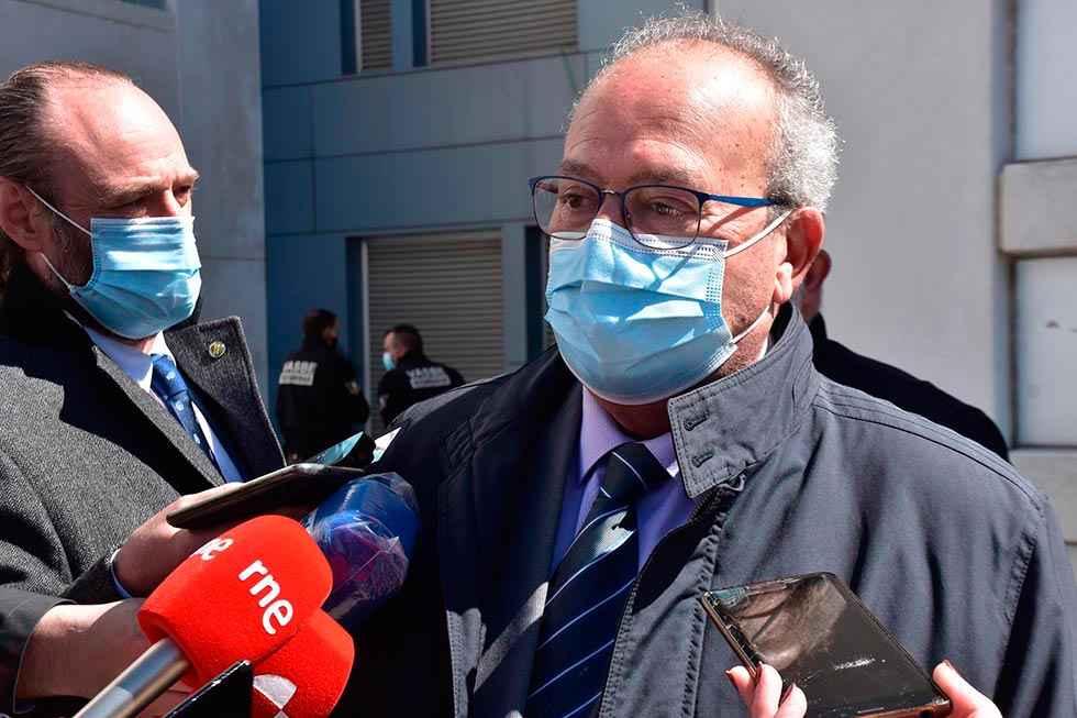 """Delgado: """"La inmunidad se puede conseguir al inicio del verano"""""""