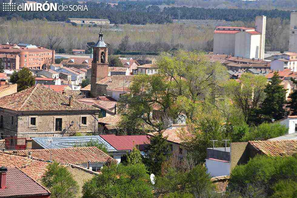 Hostelería: cierre del interior en Almazán