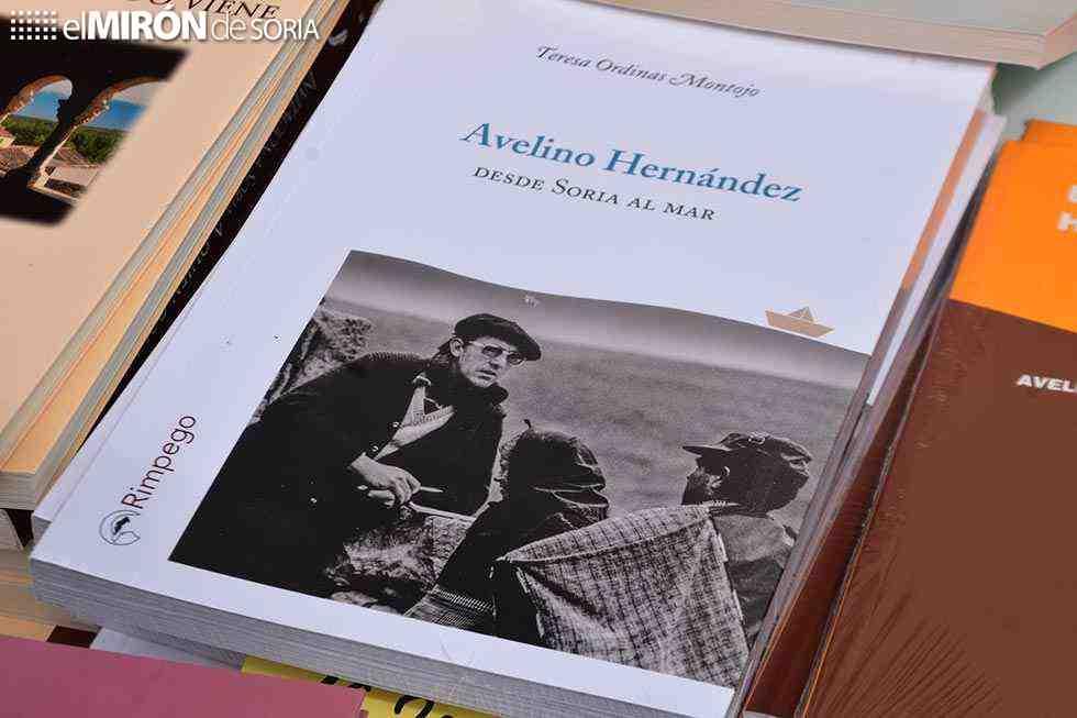 Un Día del Libro con Avelino Hernández