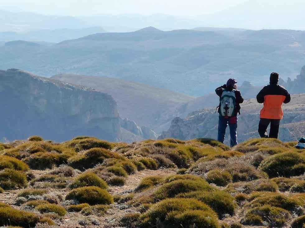 Consejos para ir a la montaña