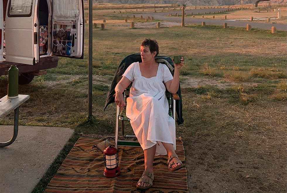 """""""Nomadland"""" cumple pronósticos en los Óscar"""