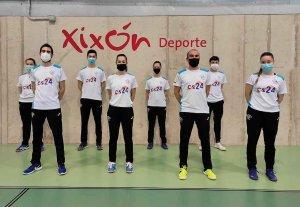 El Bádminton Soria regresa de vacío de Gijón