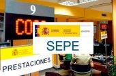 El SEPE registra 60.000 desempleados menos