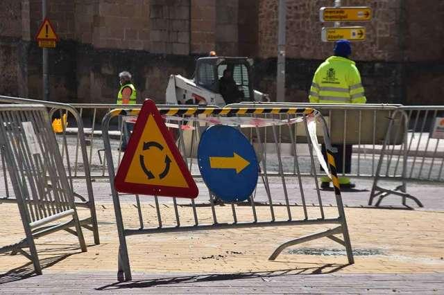 Soria: operación asfalto - fotos