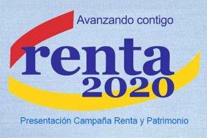 Comienza la Campaña de Renta 2020