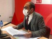 El PSOE propone modificación presupuestaria de 3 millones