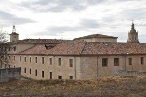 El Burgo de Osma: seminario diocesano - fotos