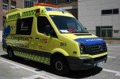 Tres heridos en accidente en N-234, en Soria