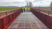 Adecuación de tres puentes en camino natural