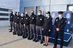 Reconocimiento a vigilantes de seguridad de hospital - fotos