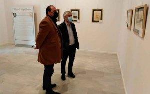 Exposición de Miguel Ángel Soria sobre tauromaquia
