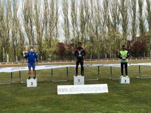 Soria manda en el regional de atletismo por equipos