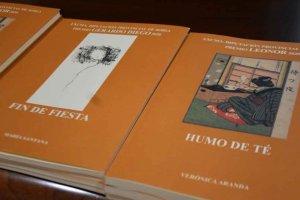 Entrega telemática de los premios Leonor y Gerardo Diego