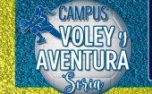 Campus de voleibol y aventura para este verano