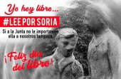 La Soria ¡Ya! anima a leer frente a olvidos de Junta