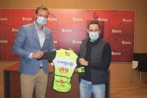 Convenio con el Club Ciclista Calaverón