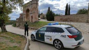 Propuesta de sanción por fiesta en Medinaceli