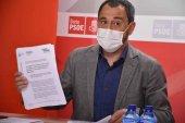 El PSOE denuncia la situación que arrastra Medinaceli