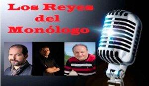 """""""Los Reyes del Monólogo"""", en el San Agustín"""