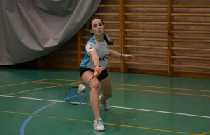 Nueva competición en Guadarrama para el bádminton