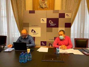 Diputación dictamina 2,3 millones en ayudas del Plan Soria