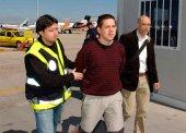 Traslado de etarra que atentó en T-4 en Madrid