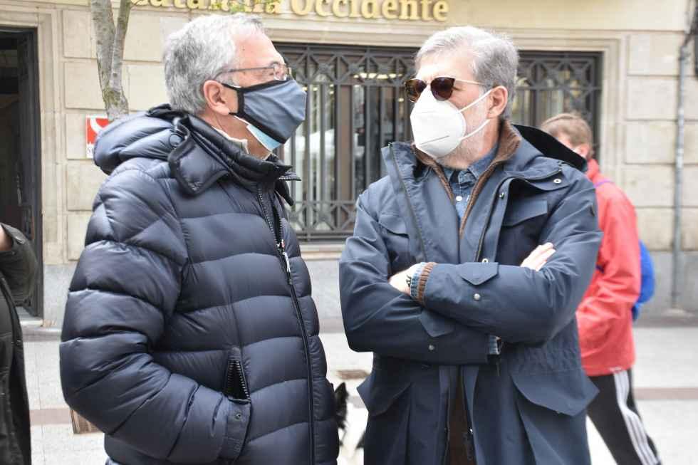 Aparicio se decanta por candidatura de Soria ¡Ya! en elecciones