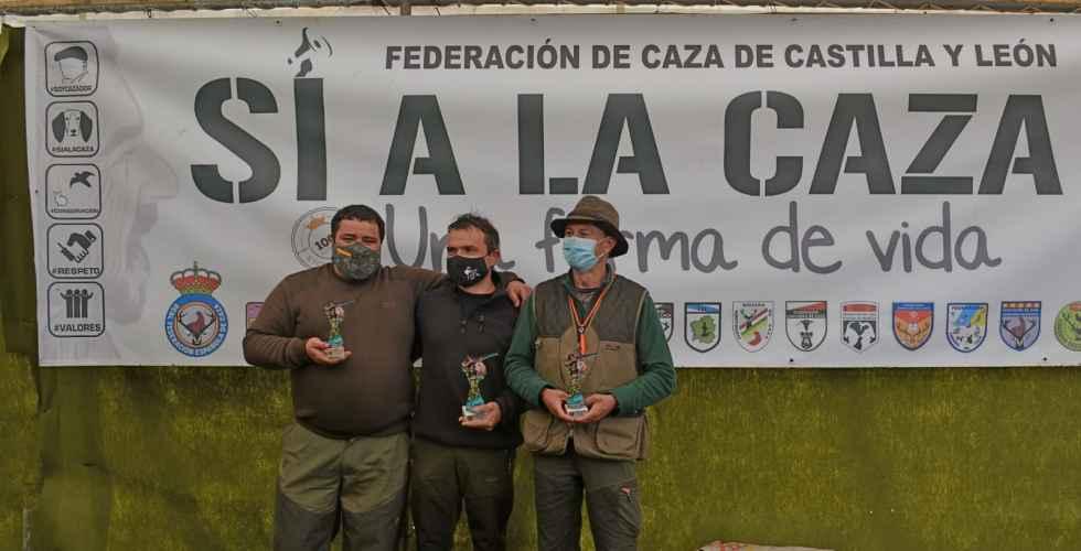"""Ganadores del Campeonato provincial """"San Huberto"""""""